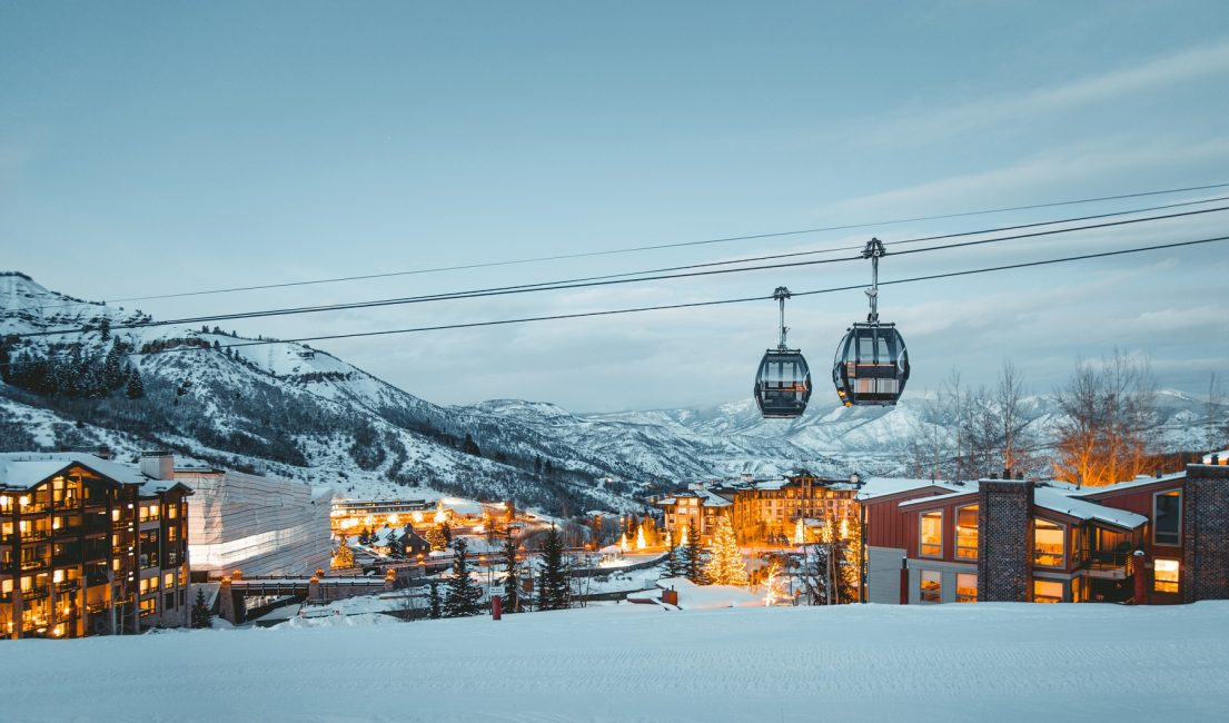 winter is one of the best times to visit aspen