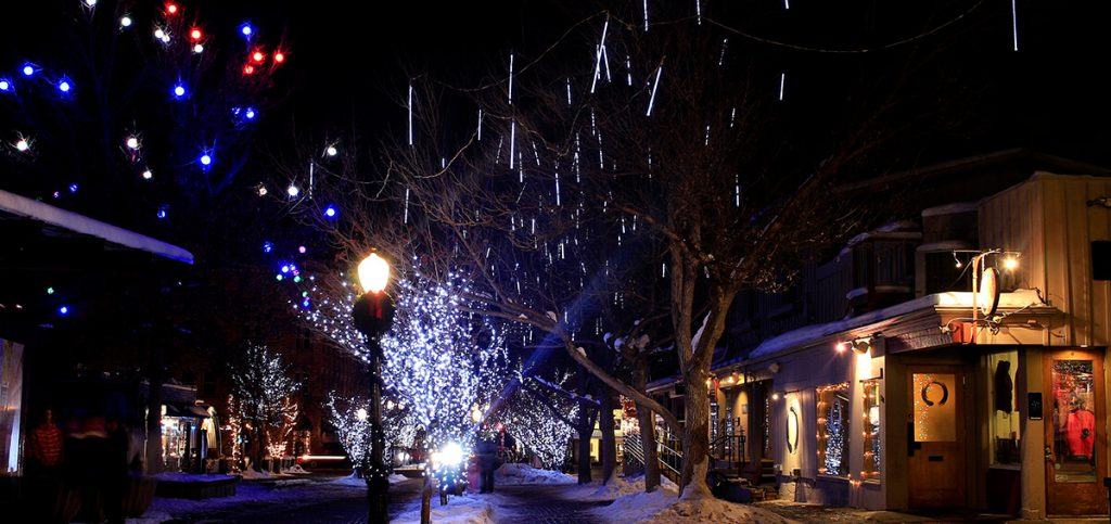 Aspen Holiday Lights