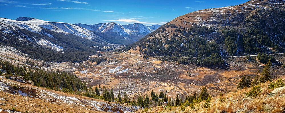 Independence Pass Drive