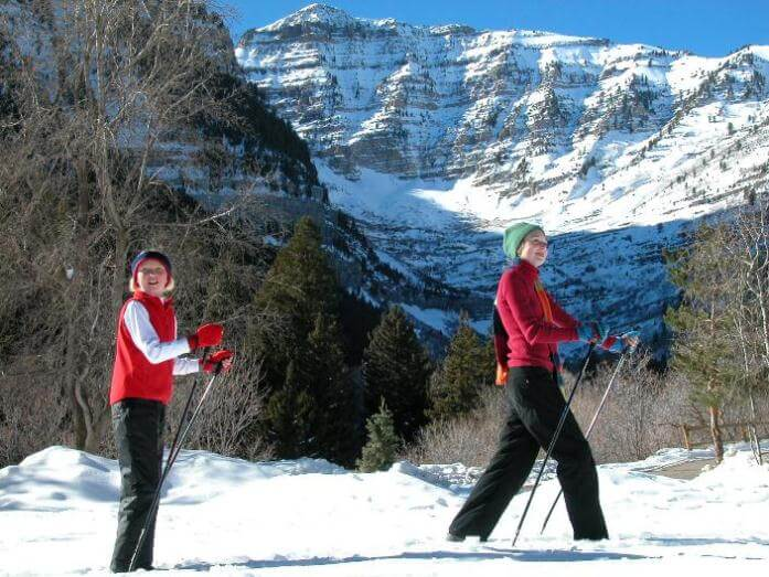 Snowmass Cross Country Skiing