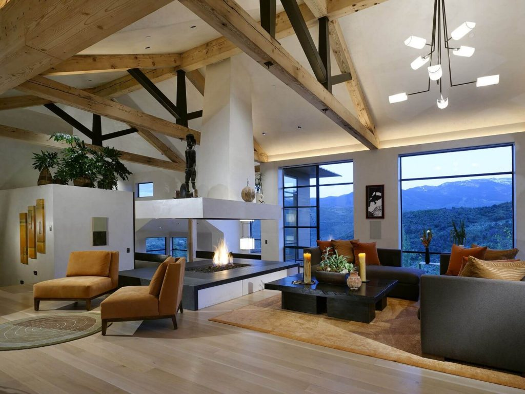 Contemporary Private Estate - In Aspen/Snowmass