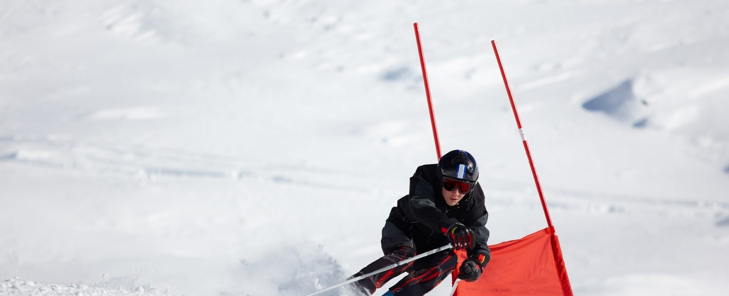 competing at the Aspen X Games