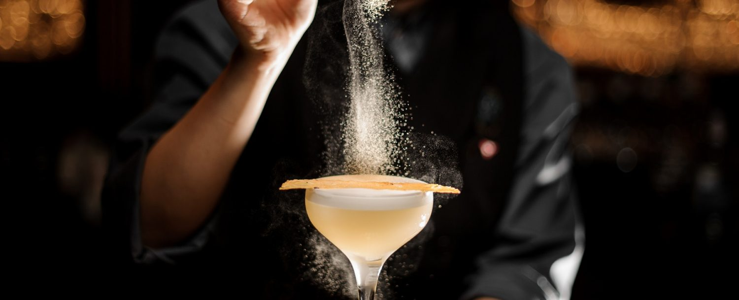 making drinks at the Best Bars in Aspen