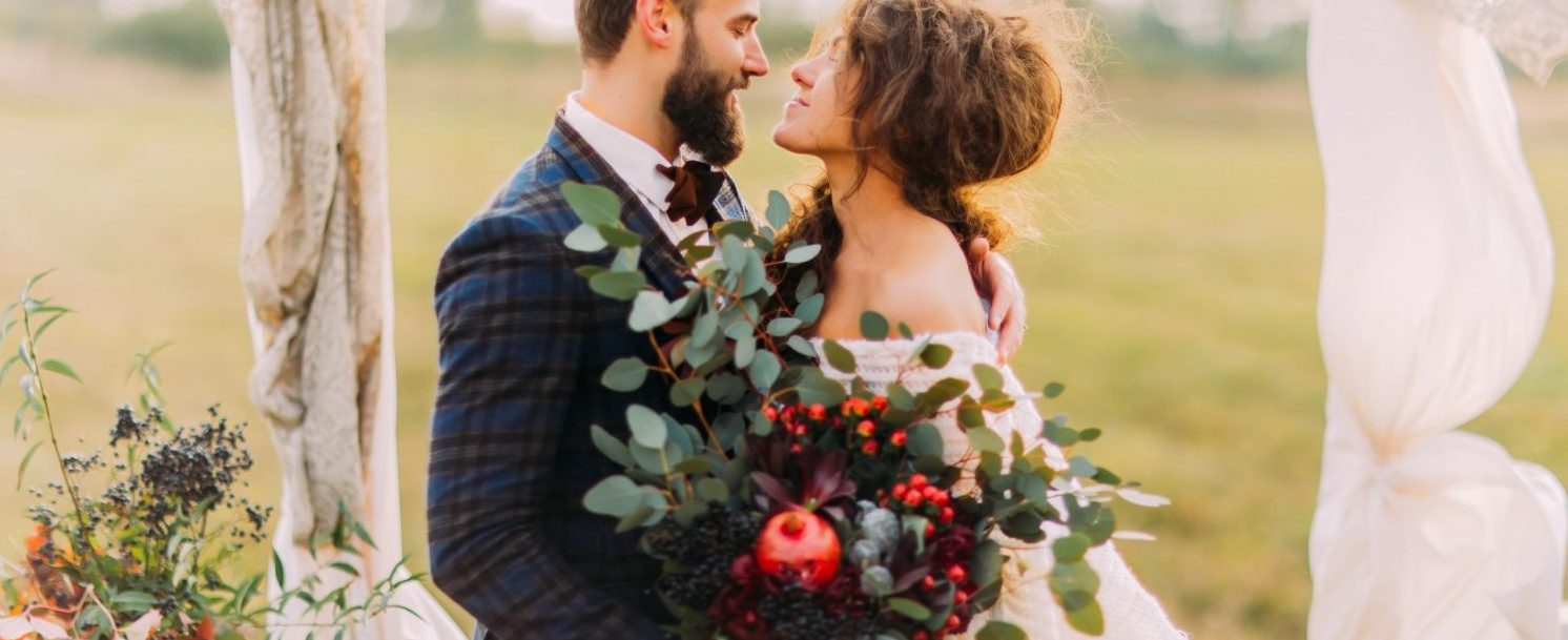 Couples getting married | Aspen Wedding